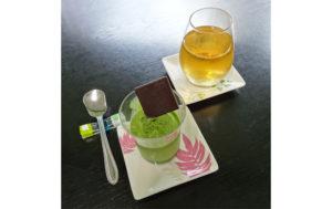 抹茶カプチーノを使った簡単抹茶カプチーノゼリー レシピ