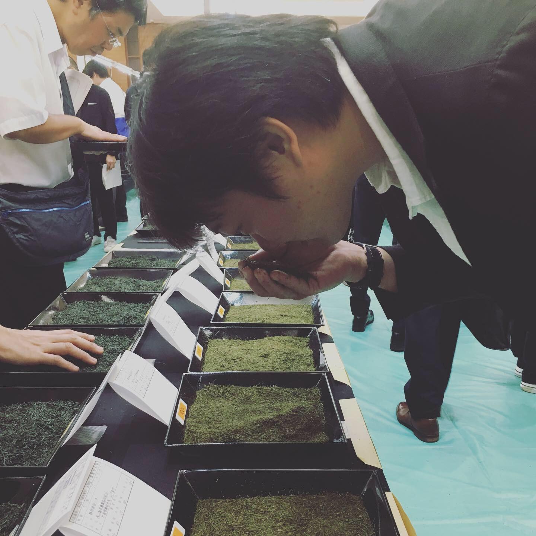 全国茶品評会入札販売会2019 レポート